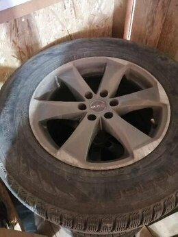 Шины, диски и комплектующие - Комплект колес ниссан патфайндершины+диски, 0