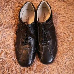 Ботинки - Полуботинки кожа натуральная 40 размер., 0