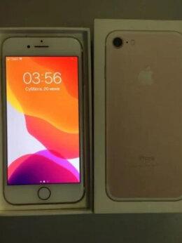 Мобильные телефоны - iPhone 7 128Gb (Rose Gold), 0