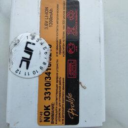Аккумуляторы - Аккумулятор Nokia 3310, 0