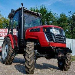 Мини-тракторы - Минитрактор Xingtai XT-504 с кабиной, 0