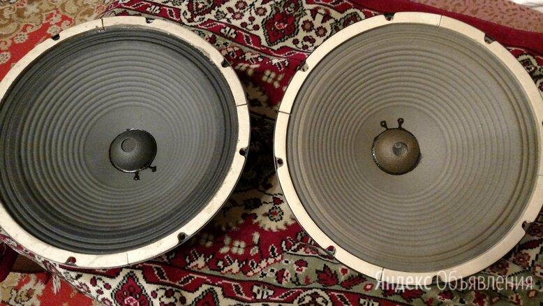 """60-х годов Heppner динамики нч 12"""" пара по цене 11000₽ - Комплекты акустики, фото 0"""