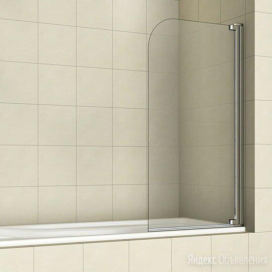 Шторка на ванну Weltwasser WW100 100T1-80 по цене 9975₽ - Шторы и карнизы, фото 0