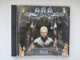 Музыкальные CD и аудиокассеты - U.D.O. Solid 1997 Audio CD, 0