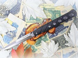 Ножи и мультитулы - Складной нож Cold Steel Ti-Lite 6 (Replika), 0
