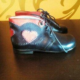 Ботинки - Новые демисезон кожа ботинки Cherie 25 Италия, 0
