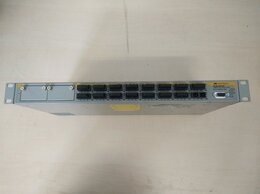 Проводные роутеры и коммутаторы - Коммутатор Allied Telesis AT-8516F/SC, 0