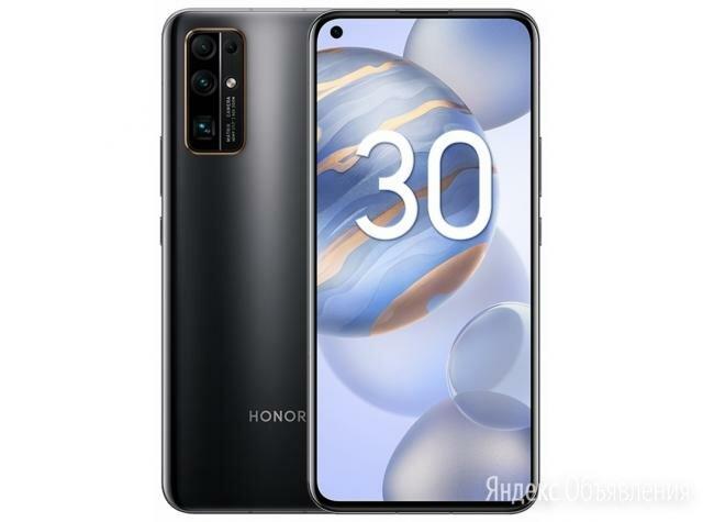 Honor 30 8/128 Black - Новый - Гарантия по цене 28999₽ - Мобильные телефоны, фото 0