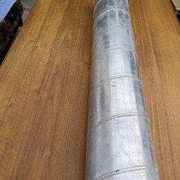 Водопроводные трубы и фитинги - Труба вентиляционная оцинкованная новая 960 мм/160 мм, 0
