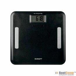 Напольные весы - Весы электронные напольные Scarlett SC-BS33ED81, 0