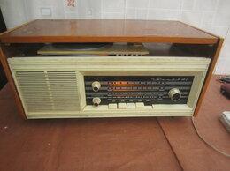 Музыкальные центры,  магнитофоны, магнитолы -  Радиола Рекорд 68-2 (СРЛ-III), 0