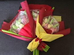 Подарочные наборы - Вкусные букеты из зефира и имбирных пряников , 0