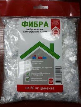 Строительные смеси и сыпучие материалы - Фибра полипропиленовая , 0