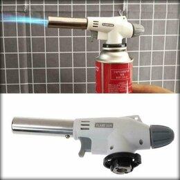 Газовые горелки, паяльные лампы и паяльники - Горелка газовая с пьезоподжигом под баллон, 0