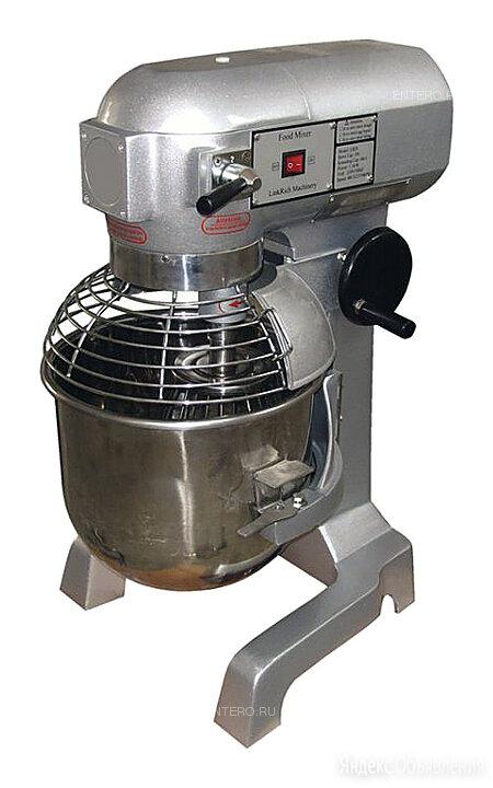 Миксер планетарный GASTRORAG B10A-HD по цене 30350₽ - Промышленные миксеры, фото 0