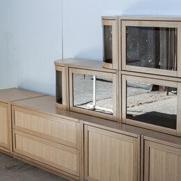 Шкафы, стенки, гарнитуры - Книжный шкаф, стеллаж (модульный набор) из дуба, 0