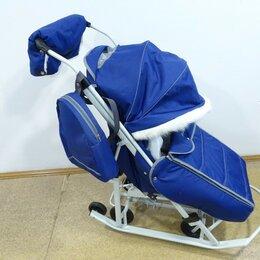 Коляски - Санки с колесами – санки коляска Picate Arctic, 0