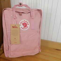 Рюкзаки - Рюкзак Kanken Classic (Pink), 0