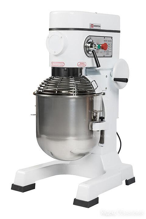 Миксер планетарный Miratek MGR-30 (380 В) по цене 75505₽ - Промышленные миксеры, фото 0