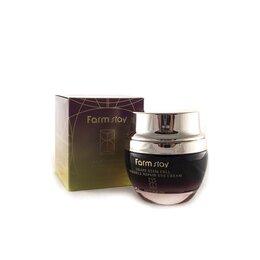 Для глаз - Восстанавливающий крем для кожи вокруг глаз  FARMSTAY Grape Stem Cell Wrinkl..., 0