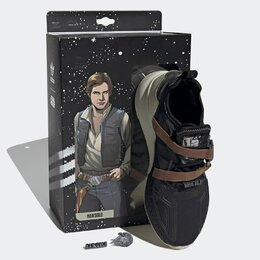 Кроссовки и кеды - Adidas x Star Wars ZX 2K Han Solo кроссовки, 0