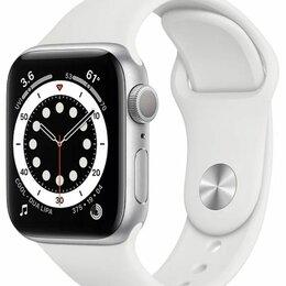 Умные часы и браслеты - Часы Apple Watch Series 6 GPS, 40 мм, 0