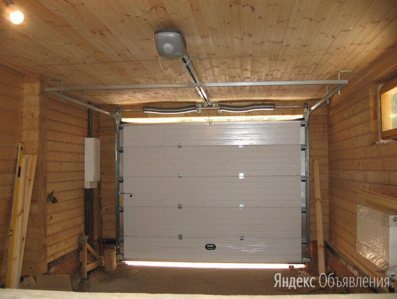 Ворота гаражные alutech 3000*2100 по цене 64700₽ - Заборы, ворота и элементы, фото 0