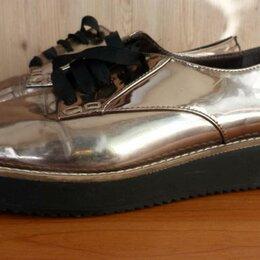 Мокасины - Женские туфли-лоферы Stradivarius, 0