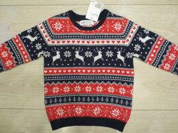 Свитеры и кардиганы - Джемпер / свитер H&M, р.110, новый, 0