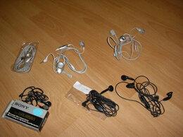 Гарнитуры для проводных телефонов - Наушники проводные для мобильных телефонов , 0