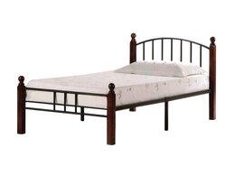 Кровати - Кровать с металлическим основанием AT-915, 0