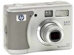 Фотоаппараты - Цифровой фотоаппарат HP photosmart 935, 0