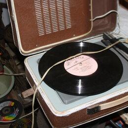 Проигрыватели виниловых дисков - проигрыватель пластинок, 0