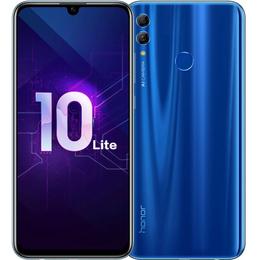 Мобильные телефоны - Honor 10 Lite 3/32Gb Сапфировый синий, 0