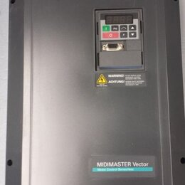 Преобразователи частоты - Частотный преобразователь SIEMENS MIDIMASTER Vector Серия 6SE3226-8DJ40, 0