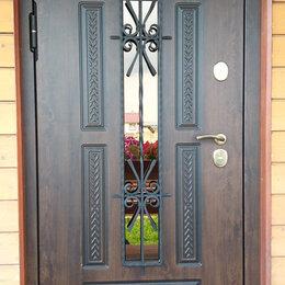 Входные двери - Двери в частный дом (с терморазрывом) от компании Строй Сити, 0