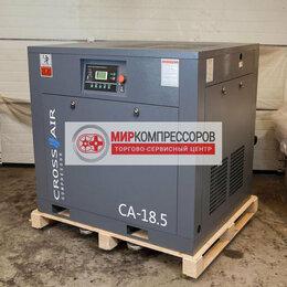 Воздушные компрессоры - Винтовой компрессор 18.5 кВт 3000 л/мин, 0