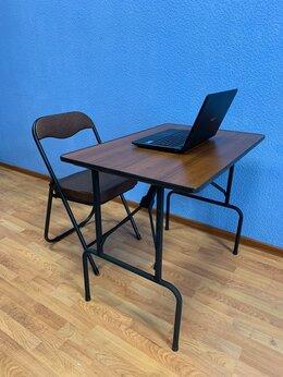 Компьютерные и письменные столы - Складной компьютерный стол , 0