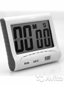 Термометры и таймеры - Кухонный электронный таймер, 0