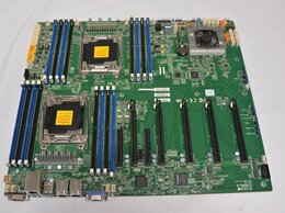 Серверы - Supermicro X10DRG-Q + 2 проц + радиаторы + RAID…, 0