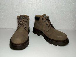Ботинки - Ботинки « ROCKWOOD». Кожа.  UK – 8 или 41,5 по…, 0