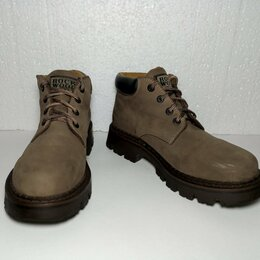Ботинки - Ботинки « ROCKWOOD». Кожа.  UK – 8 или 41,5 по стельке 27 см., 0