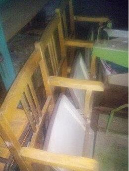 Кресла и стулья - Сидения 3 в одном. , 0