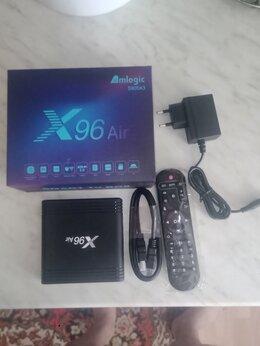 DVD и Blu-ray плееры - TV box X96Air.. 4/4/64/android 9 новый, 0
