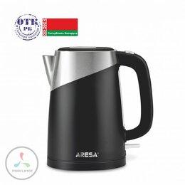 Электрочайники и термопоты - Чайник Aresa AR-3443, 0