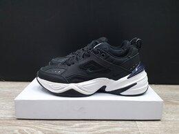 Кроссовки и кеды - Кроссовки Nike M2K Tekno Black , 0