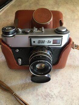 Фотоаппараты - фотоаппарат фэд-5в, 0