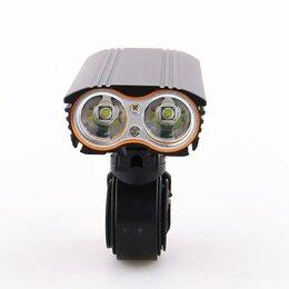 Фонари - Фонарь велосипедный с держателем LR-Y2 LED-T6…, 0