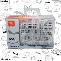 Портативная акустика - Беспроводная акустика JBL Go3, 0