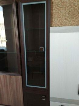 Шкафы, стенки, гарнитуры - Витрина Малага, 0